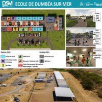 Ecole provisoire de Dumbéa sur mer