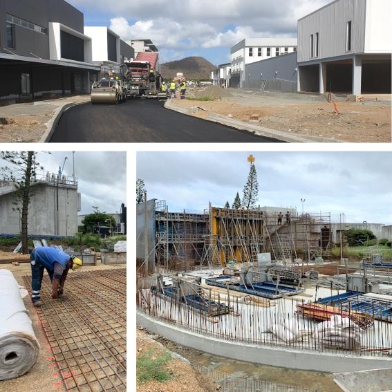 Covid-19 : continuité de l'activité sur les chantiers