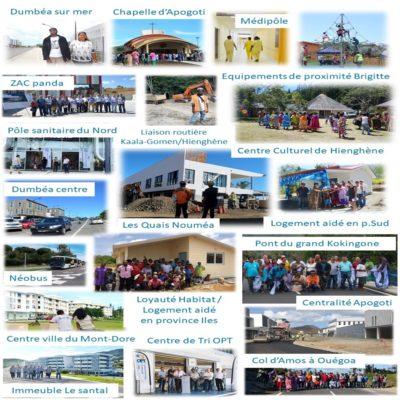 6 années au service de la Nouvelle-Calédonie